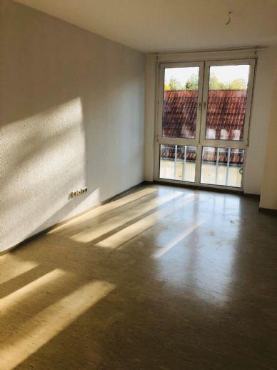 Helle 1-Zimmer-Wohnung mit Küche in ruhiger Lage