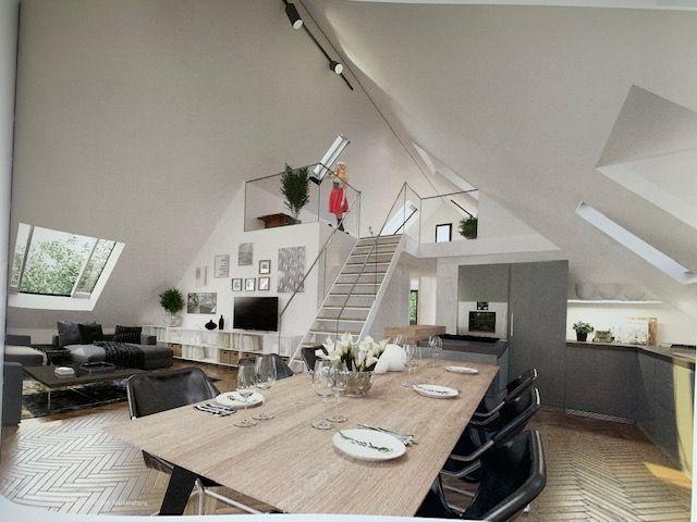 Hadern, ruhig, exclusive Neubau- Penthouse Wohnung Maisonette 5 Zimmer 163 qm WFL