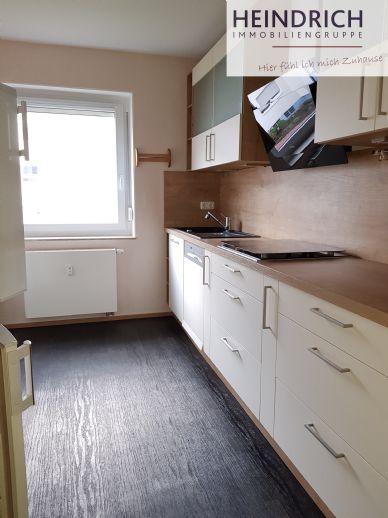 Hier werden Sie sich wohlfühlen! Helle Wohnung mit Einbauküche, Balkon und Tageslichtbad