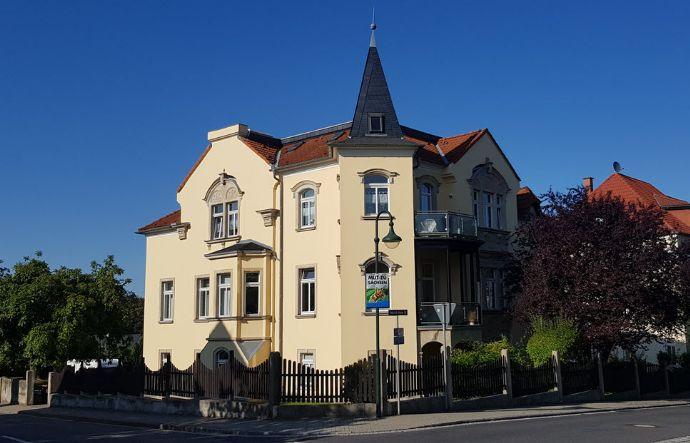 Repräsentative 5-Zimmer Wohnung in Wilsdruff