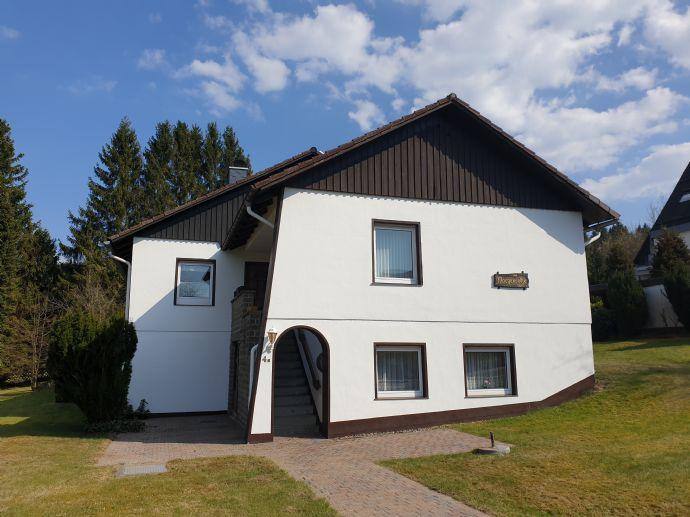 Traumhaftes Haus in Hahnenklee mit zwei Ferienwohnungen