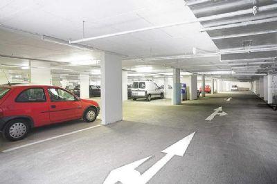 Darmstadt Garage, Darmstadt Stellplatz