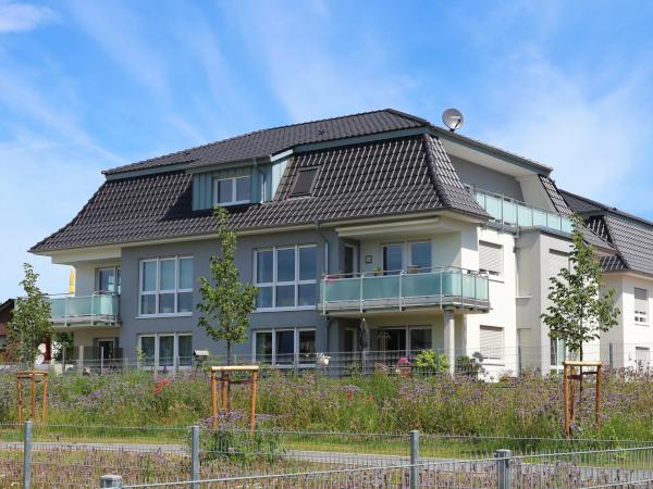+++ Kapitalanlage - Minden - Nordstadt +++ komfortable 3 Zimmer - EG-Wohnung m. Terrasse und einem kleinen Garten in einer modernen Wohnanlage!
