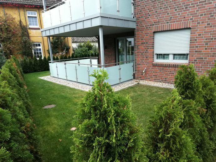 Sehr schöne 2 Zimmer- Neubau - Wohnung Dachgeschoss Wohnung 5 oder 6 in zentraler ruhiger Lage.