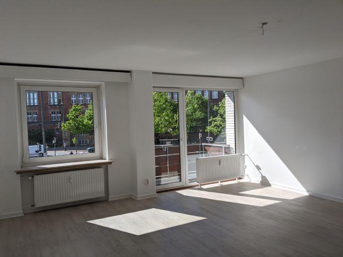 Exclusive 88 m² 3-Zimmer-Wohnung mit Balkon im Bremen Neustadt