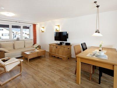 Ferienwohnung Bergwiese - modern, komfortabel, mit KönigsCard, 3 Gehminuten zum Skilift, tgl. 3-Std. Skipass gratis