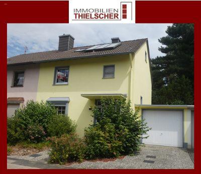 Schöne Doppelhaushälfte mit Garage in guter Wohnlage von Alsdorf