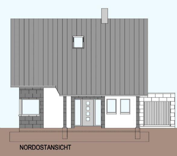 160 qm Wohnfläche Individuell geplant Massiv gebaut Regionale Handwerksbetriebe