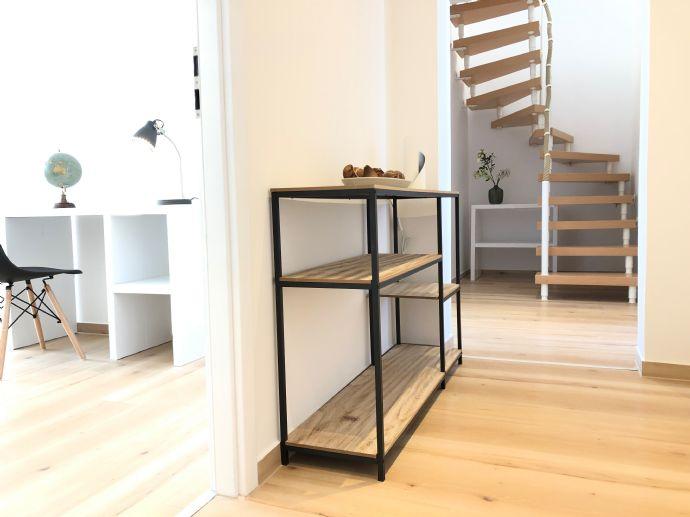Traumhafte Maisonette 4-Raum-Wohnung mit 2 Bädern und 2 Balkons in Chemnitz zu verkaufen!