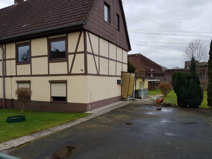 TOP-Wohnung mit Terrasse und Garten in Neuland für 2 Personen