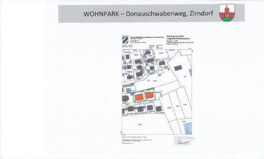 2 Mehrfamilienhäuser mit Tiefgarge in Traumlage von Zirndorf