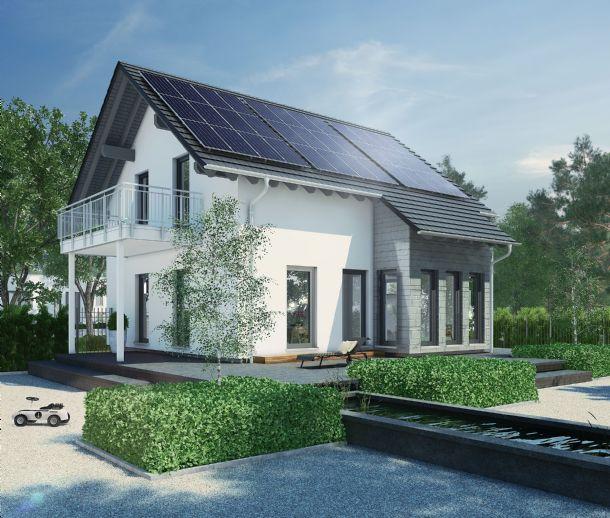Energieeffizientes OKAL Haus mit Grundstück