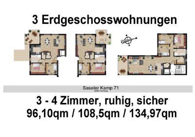 3 zimmer wohnung hamburg sasel 3 zimmer wohnungen mieten kaufen. Black Bedroom Furniture Sets. Home Design Ideas