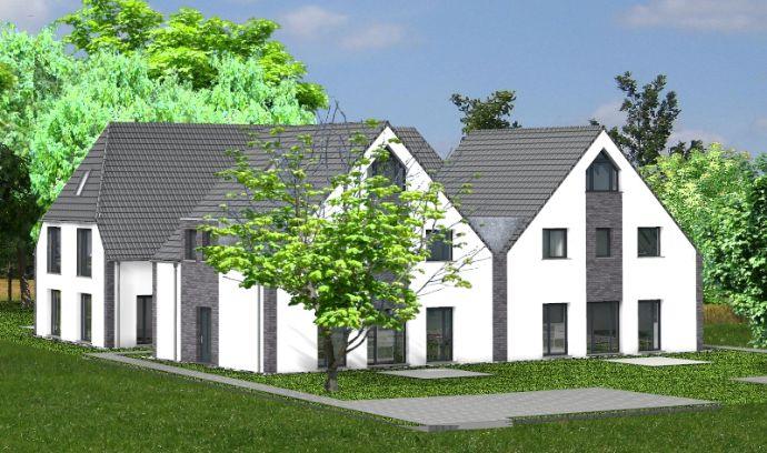 Neubau DHH 170 m², 4+2/2 Zi., Wellingbüttel