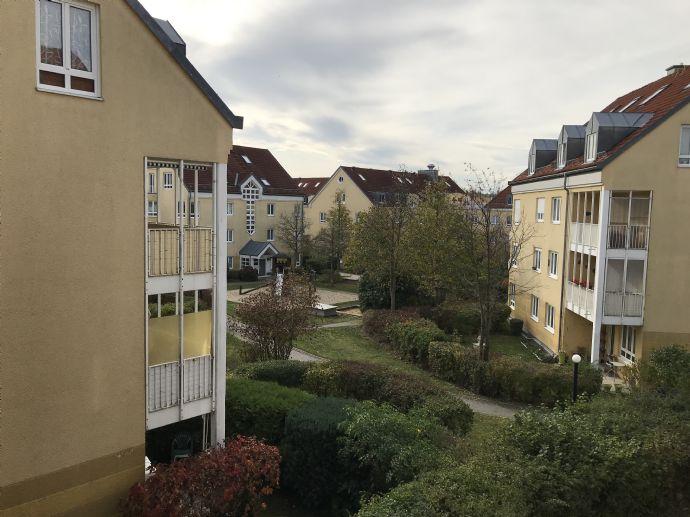 Feine, kleine Wohnung mit Südbalkon