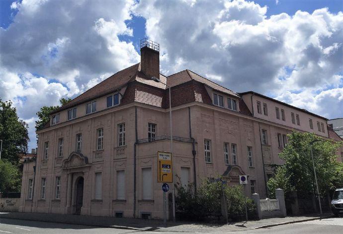 Schicke Eigentumswohnung in der ehemaligen Kammerbühne in Cottbus