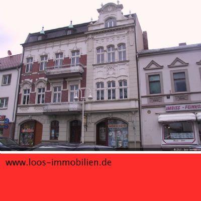 -Wohnen in Finsterwalde mit Blick über die Stadt-