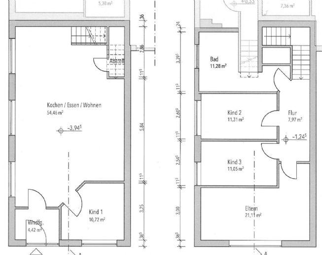 Maisonette Wohnung mit gehobener Ausstattung in Mülheim-Kärlich