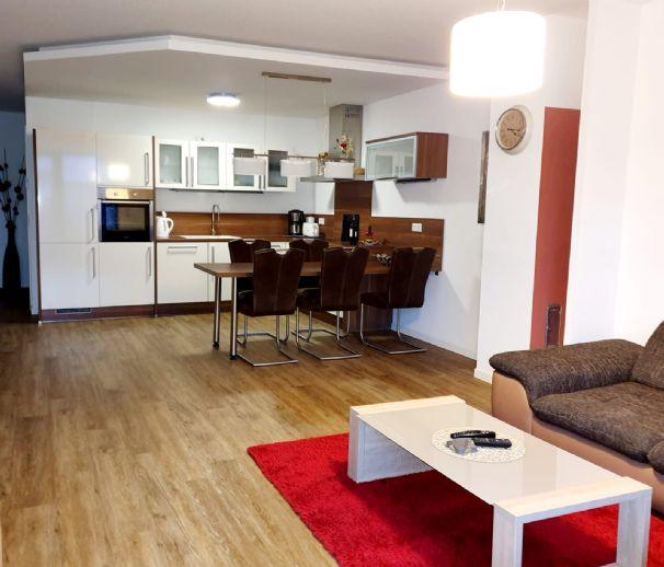 Von Privat: Strandnahe 3-Zimmer-Wohnung mit Terrasse und Garten im beliebten Wohngebiet Am Tonnenhof Seebad Warnemünde - Hohe Düne