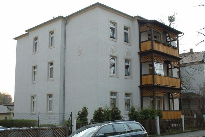 Helle geräumige 2-Zi.-Wg mit EBK und Balkon in Heidenau
