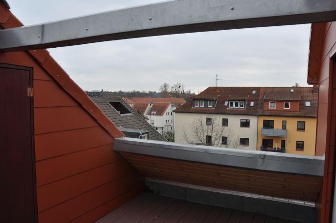 Über den Dächern......