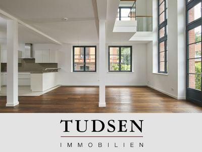 luxus wohnung auf 2 ebenen terrassenwohnung hamburg 2f9jk4p. Black Bedroom Furniture Sets. Home Design Ideas
