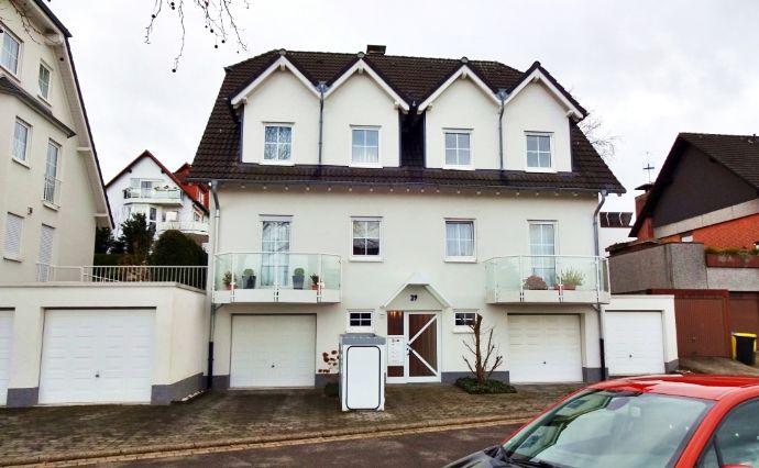 Kapitalanlage: Hervorragende 2,5-Zimmer Eigentumswohnung mit großer Terrasse, kleinem Balkon und Garage in Dortmund-Aplerbecker Mark zu verkaufen