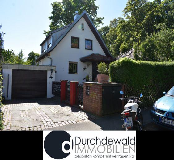 Einfamilienhaus in bester und idyllischer Waldrandlage von Sillenbuch