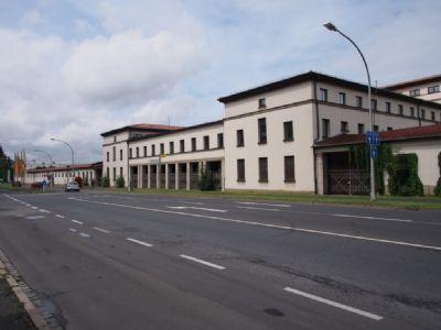 Bamberg Halle, Bamberg Hallenfläche