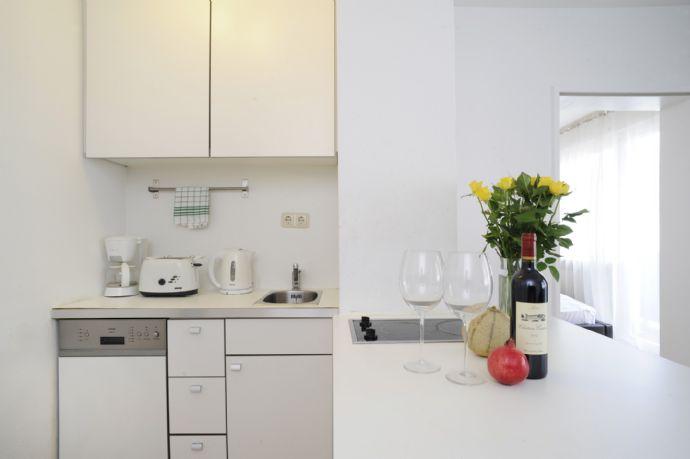very good offer - only 699 € + NK - beautiful apartment near fair