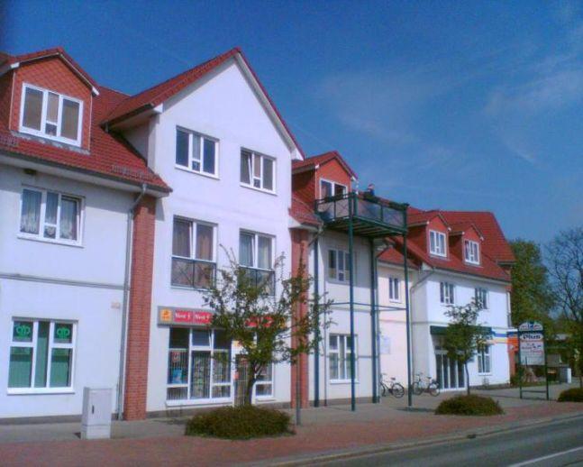 2 Zimmer Wohnung in Neubukow