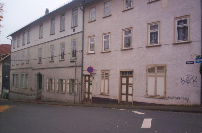 citynah - ehemalige Pension, Marktnah mit 4 Anrainerwohnungen-teilweise vermietet,