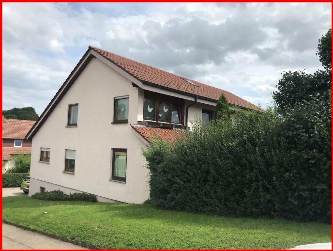 Tolle Dachgeschosswohnung in einem Zweifamilienhaus!