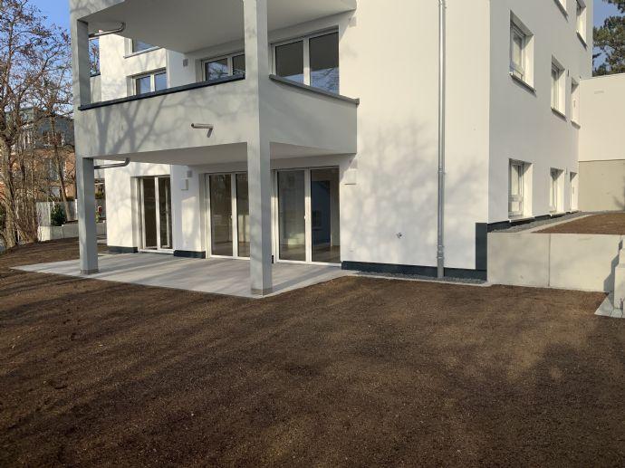 Sie suchen eine helle, moderne, barrierefreie 3-Zimmerwohnung mit Garten… in Herrenberg -Stadt...