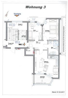 Wohnung Mühlhausen