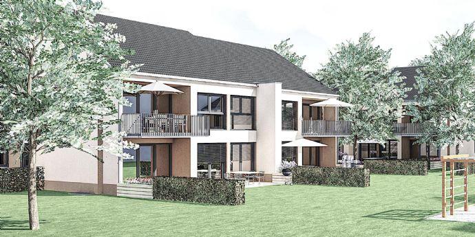 Neubau von Eigentumswohnungen in Unterfelsberg