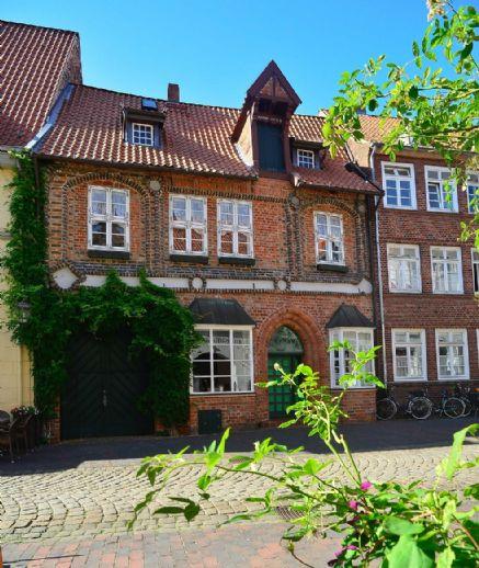 Historisches Altstadthaus in Lüneburg - Zentrum