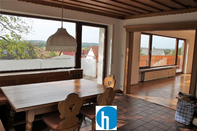 PANORAMA PUR! Dieses Haus bietet Ihnen einen wunderschönen Ausblick in die Natur.