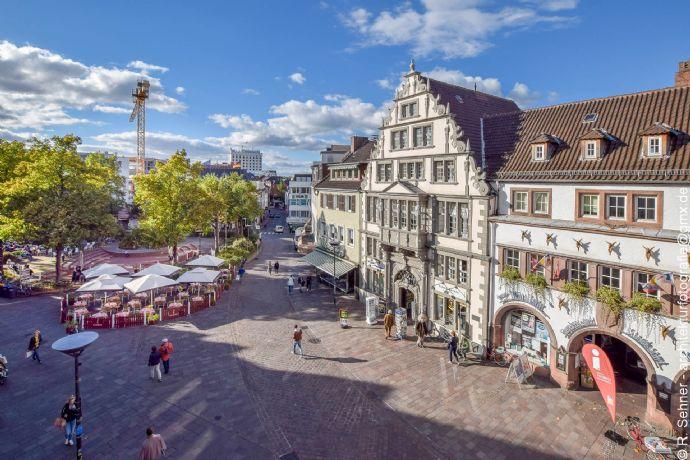 PB Innenstadt am Marienplatz: moderne 2 Zimmer KDB - 58m² - mit Balkon