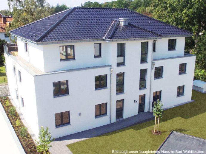 Neubau Erstbezug - KFW 55 Niedrigenergiehaus - 2-Zimmer Terrassen-Wohnung mit 84 m² nur 500 m zur E