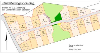 Traumgrundstücke in Suckow-Levitzow - jetzt schnell informieren