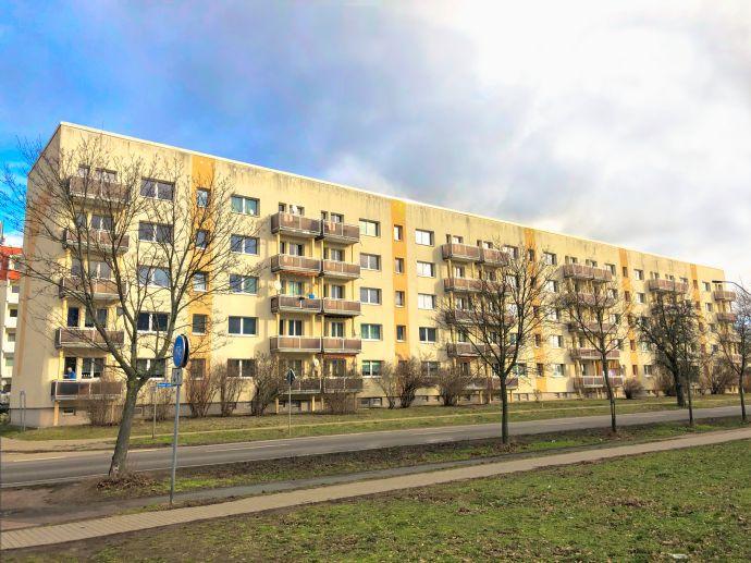 Schöne 3-Zimmer-Wohnung mit Balkon in Aken (Elbe)
