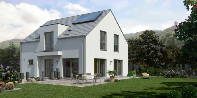 Großräumiges, modernes Einfamilienhaus mit Grundstück