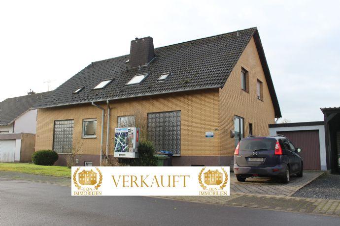 *VERKAUFT* Gepflegte DHH mit Wohlfühlgarantie in bevorzugter Lage von Welver (Kreis Soest)