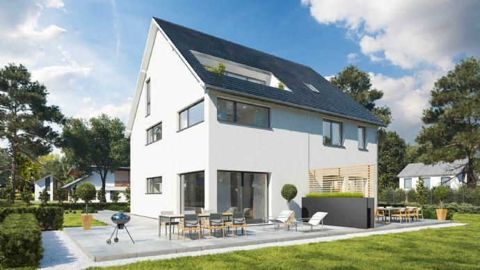 Moderne Doppelhaushälfte mit toller Ausstattung