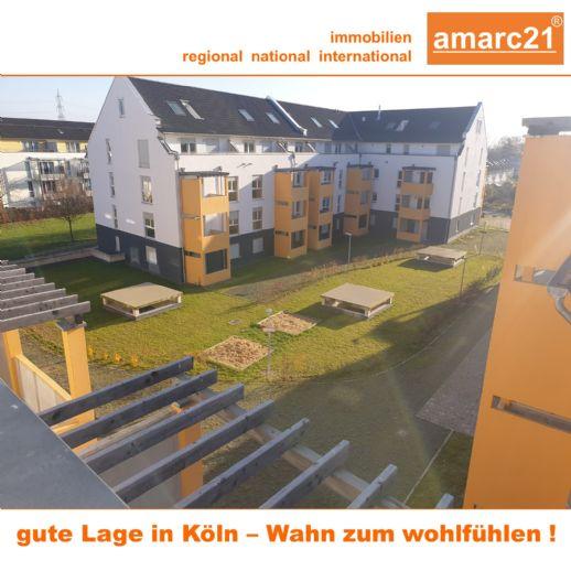 amarc21 - Neubauerstbezug 2 Zimmerwohnungen in Köln-Wahn