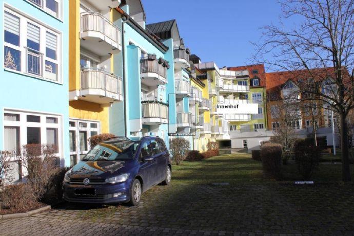72,8 m², 3-Zimmer-Wohnung, Stellplatz