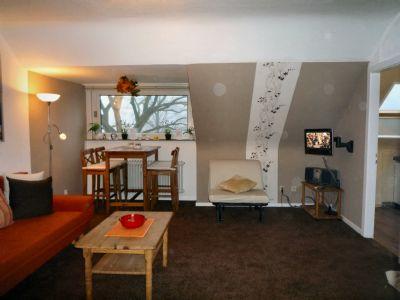 Preiswerte kleine Ferienwohnung in Hamburg - Stadtmitte