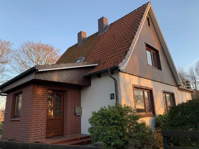 RESERVIERT ! Einfamilienhaus in schöner Lage in Hemmoor Basbeck
