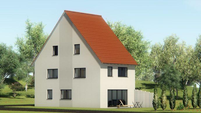 Grundstück frei! Bauen Sie mit Geßner Wohnungsbau! SCHLÜSSELFERTIG